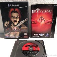 Videojuegos y Consolas: BLOODRAYNE NINTENDO GAMECUBE. Lote 280684508