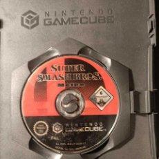 Videojuegos y Consolas: DVD NINTENDO GAME CUBE, SUPER SMASH BROS MELEE, 2001 ORIGINAL. Lote 283124548