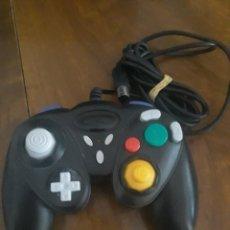 Videojuegos y Consolas: GAME CUBE MANDO COMPATIBLE NEGRO. Lote 283788483