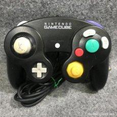 Videojuegos y Consolas: CONTROLLER NEGRO NINTENDO GAME CUBE. Lote 286382273