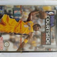Videojuegos y Consolas: NBA COURTSIDE 2002 NINTENDO GAMECUBE PAL-ESPAÑA PRECINTADO. Lote 286937333