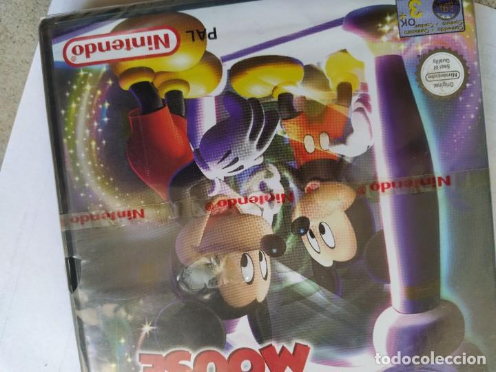 Videojuegos y Consolas: DISNEYS MAGICAL MIRROR NINTENDO GAMECUBE PAL-ESPAÑA PRECINTADO - Foto 5 - 286937428
