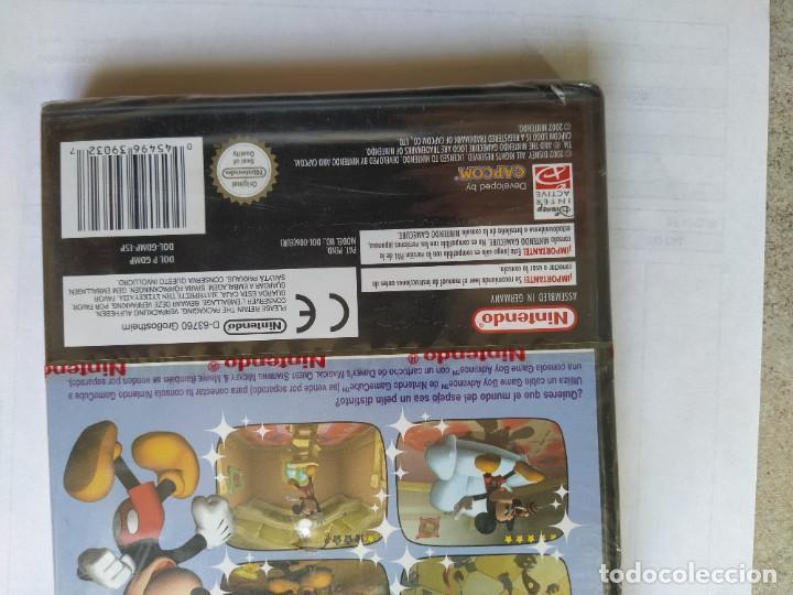 Videojuegos y Consolas: DISNEYS MAGICAL MIRROR NINTENDO GAMECUBE PAL-ESPAÑA PRECINTADO - Foto 6 - 286937428