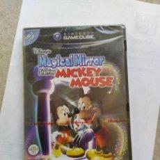 Videojuegos y Consolas: DISNEY'S MAGICAL MIRROR NINTENDO GAMECUBE PAL-ESPAÑA PRECINTADO. Lote 286937428
