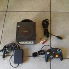 Videojuegos y Consolas: CONSOLA GAMECUBE NINTENDO GB ORIGINAL 100% CON MANDO Y CABLES. Lote 286950153