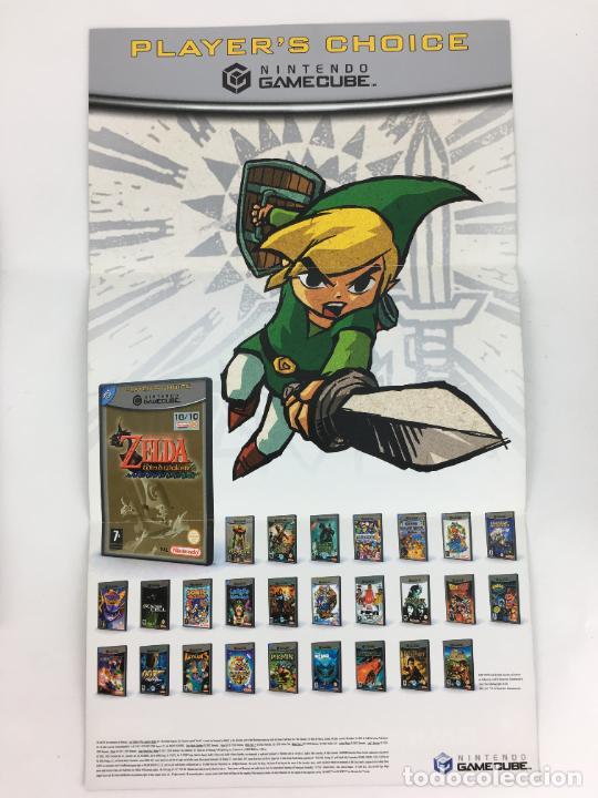 Videojuegos y Consolas: JUEGO GAMECUBE Paper Mario La puerta milenaria - COMPLETO - PAL ESPAÑA GAME CUBE - Foto 7 - 286992018