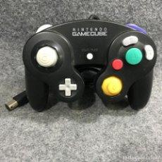 Videojuegos y Consolas: CONTROLLER NEGRO NINTENDO GAME CUBE. Lote 287179473