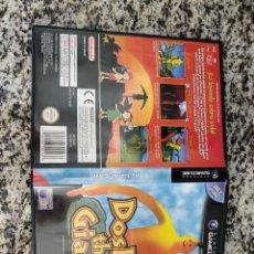 Videojuegos y Consolas: DOSHIN THE GIANT NINTENDO GAMECUBE PAL ESPANA COMPLETO. Lote 287309883