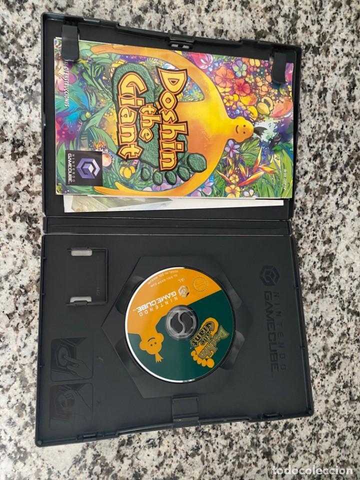 Videojuegos y Consolas: Doshin the Giant Nintendo Gamecube PAL Espana Completo - Foto 2 - 287309883