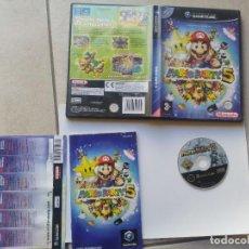 Videojuegos y Consolas: MARIO PARTY 5 NINTENDO GAMECUBE GC COMPLETO PAL-ESPAÑA ORIGINAL 100%. Lote 288163518