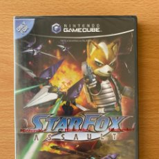 Videojuegos y Consolas: STARFOX ASSAULT PRECINTADO GAMECUBE. Lote 288555268