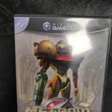 Videojuegos y Consolas: NINTENDO GAMECUBE - PAL / ESP - METROID PRIME - COMPLETO - NINTENDO GAME CUBE. Lote 288564693