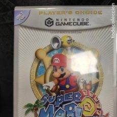 Videojuegos y Consolas: SUPER MARIO SUNSHINE NINTENDO GAMECUBE GC PAL-ESPAÑA. Lote 288564938