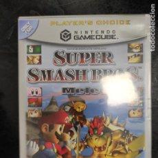 Videojuegos y Consolas: SUPER SMASH BROS MELEE NINTENDO GAMECUBE PAL ESPAÑA. Lote 288565003