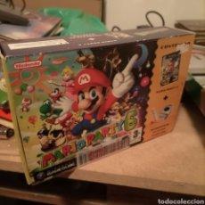 Videojogos e Consolas: MARIO PARTY 6. SOLO CAJA Y MICROFONO. Lote 289350843