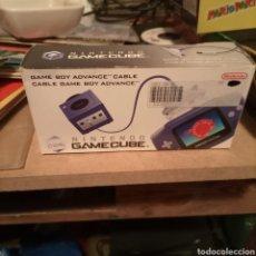 Videojogos e Consolas: CABLE GAMEBOY ADVANCE NINTENDO CUBE. Lote 289351283