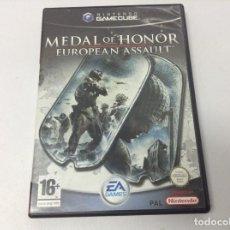 Videojuegos y Consolas: MEDAL OF HONOR EUROPEAN ASSAULT. Lote 289485248