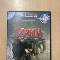 Videojuegos y Consolas: THE LEGEND OF ZELDA TWILIGHT PRINCESS - GAMECUBE - PAL ESP. Lote 293891478