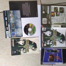 Videojuegos y Consolas: SOULCALIBUR 2 II NINTENDO GAMECUBE COMPLETO PAL-ESPAÑA. Lote 294032658