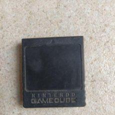 Videojuegos y Consolas: MEMORY NINTENDO GAMECUBE GC ORIGINAL. Lote 294058873