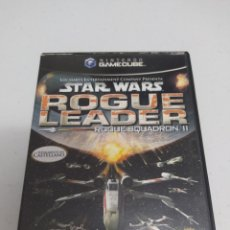 Videojuegos y Consolas: JUEGO STAR WARS ROGUE LEADER. Lote 294566498