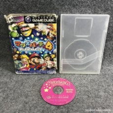 Videojuegos y Consolas: MARIO PARTY 4 JAP NINTENDO GAME CUBE. Lote 295476268