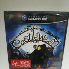 Videojuegos y Consolas: NINTENDO GAME CUBE CASTLEWEEN NUEVO/PRECINTADO. Lote 295696048