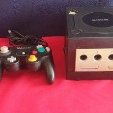 Videojuegos y Consolas: CONSOLA NINTENDO GAME CUBE + EL MANDO SIN PROBAR. Lote 296616408