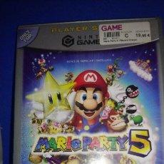 Videojuegos y Consolas: MARIO PARTY 5 NINTENDO GAME CUBE. Lote 297259148