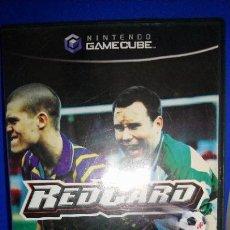 Videojuegos y Consolas: NINTENDO GAMECUBE RED CARD. Lote 297260003