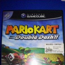 Videojuegos y Consolas: MARIO KART DOUBLE DASH - NINTENDO GAMECUBE. Lote 297260173