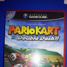 Videojuegos y Consolas: MARIO KART DOUBLE DASH - NINTENDO GAMECUBE. Lote 297260323