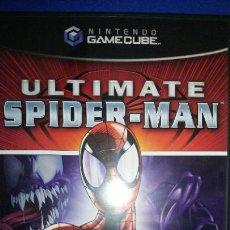 Videojuegos y Consolas: ULTIMATE SPIDER-MAN SPIDERMAN NGC NINTENDO GAMECUBE. Lote 297261233