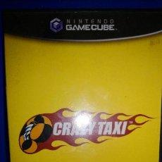 Videojuegos y Consolas: CRAZY TAXI (NINTENDO GAMECUBE,. Lote 297261838