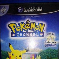 Videojuegos y Consolas: POKEMON CHANNEL NINTENDO GAMECUBE. Lote 297265238