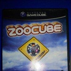 Videojuegos y Consolas: ZOOCUBE GAMECUBE COMPLETO NINTENDO. Lote 297267408