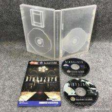 Videojuegos y Consolas: BIOHAZARD JAP NINTENDO GAME CUBE. Lote 297281533