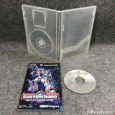 Videojuegos y Consolas: CUSTOM ROBO BATTLE REVOLUTION JAP NINTENDO GAME CUBE. Lote 297281558