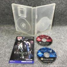 Videojuegos y Consolas: BIOHAZARD ZERO JAP NINTENDO GAME CUBE. Lote 297281563