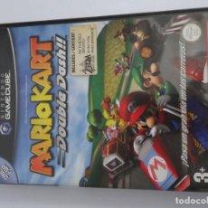 Videojuegos y Consolas: NINTENDO GAME CUBE - MARIO KART DOUBLE DASH!! + ZELDA ED. ESPAÑOLA GC GAMECUBE. Lote 297357388