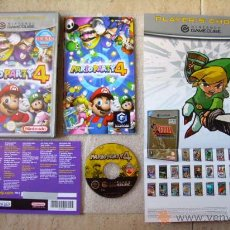 Videojuegos y Consolas: MARIO PARTY 4 PARA GAMECUBE. COMPLETO. PAL ESPAÑA. NUEVO. SOLO ABIERTO.. Lote 24611317