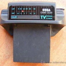 Videojuegos y Consolas: GAME GEAR TV TUNER. Lote 26767345