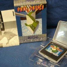 Videojuegos y Consolas: PUTT & PUTTER - JUEGO PARA SEGA GAME GEAR - MADE IN JAPAN 1991 - VERSDIÓN PAL - DIFICIL - NUEVO. Lote 47083699