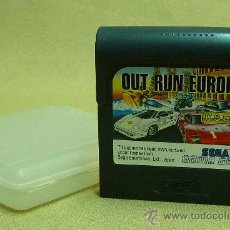 JUEGO CONSOLA, ORIGINAL SEGA GAME GEAR, OUT RUN EUROPA