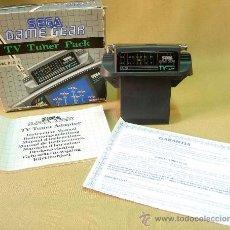Videojuegos y Consolas: SEGA, GAME GEAR, ACCESORIO PARA CONSOLA, RADIO TV PACK. Lote 27905069