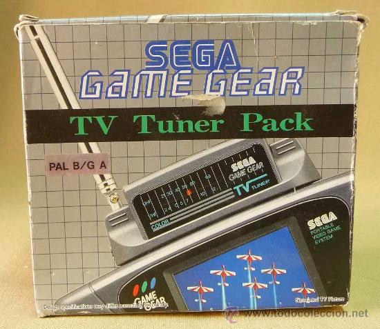 Videojuegos y Consolas: SEGA, GAME GEAR, ACCESORIO PARA CONSOLA, RADIO TV PACK - Foto 2 - 27905069