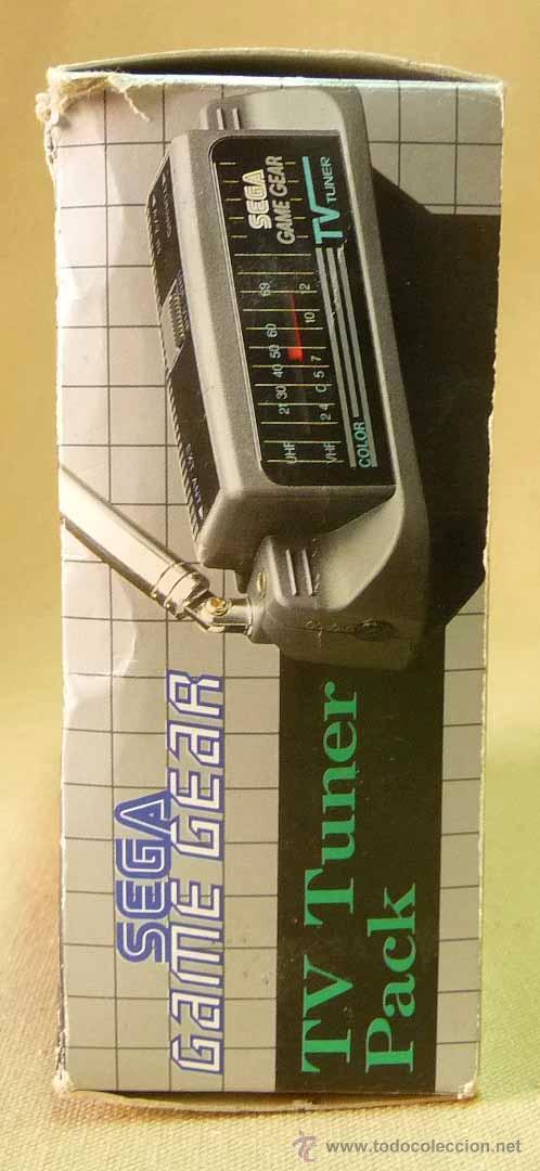 Videojuegos y Consolas: SEGA, GAME GEAR, ACCESORIO PARA CONSOLA, RADIO TV PACK - Foto 4 - 27905069