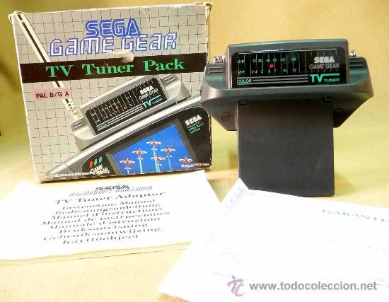 Videojuegos y Consolas: SEGA, GAME GEAR, ACCESORIO PARA CONSOLA, RADIO TV PACK - Foto 6 - 27905069