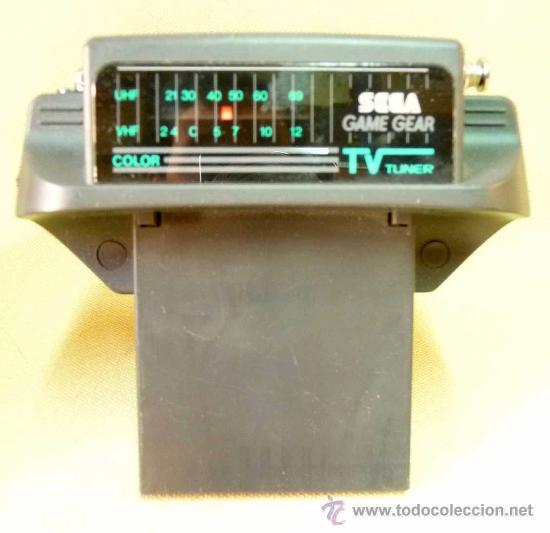 Videojuegos y Consolas: SEGA, GAME GEAR, ACCESORIO PARA CONSOLA, RADIO TV PACK - Foto 7 - 27905069