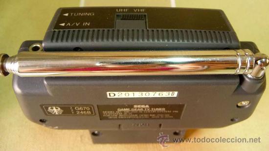 Videojuegos y Consolas: SEGA, GAME GEAR, ACCESORIO PARA CONSOLA, RADIO TV PACK - Foto 10 - 27905069